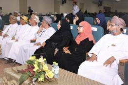 انطلاق الفعاليات الإعلامية لجماعة الصحافة والإعلام بجامعة نزوى