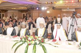 السفارة البحرينية تحتفل بالعيد الوطني للمملكة.. وتأكيدات على عمق العلاقات الثنائية مع السلطنة