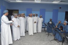 الاحتفال باليوم السنوي لموسيقى سلاح الجو السلطاني العماني وافتتاح المبنى الجديد