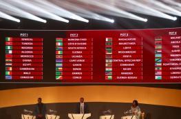 مواجهات نارية في قرعة إفريقيا المؤهلة لكأس العالم 2022