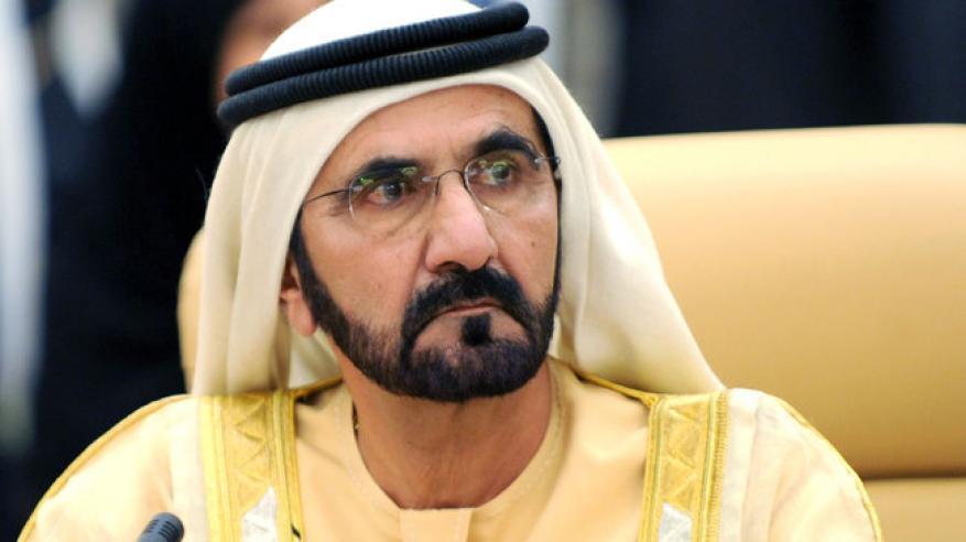 شاهد الصورة التي أغضبت حاكم دبي