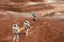 خطة إماراتية لزراعة الخس والتمر في المريخ