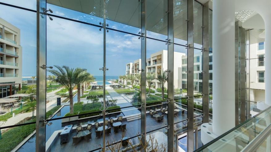 Kempinski Hotel Muscat_Resort View