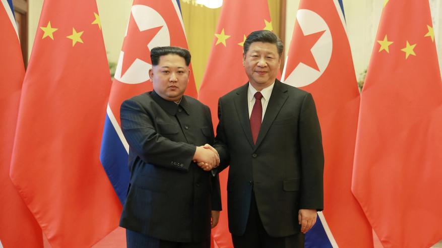 وساطة صينية لقمة ثانية بين ترامب وكيم جونغ أون