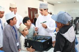 """""""التقني الصغير"""" تدرب 80 طالبا وطالبة على البرمجة الافتراضية"""