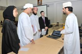 تواصل تقييم مشاريع الطاقة المتجددة والإلكترونيات ضمن جائزة الرؤية لمبادرات الشباب