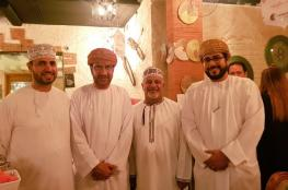 بمشاركة أكثر من 100 محامي ومحامية ..حفل افطار جماعي للمحامين العمانيين والبريطانيين