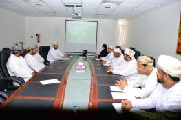 اجتماع طارئ لدائرة تقنية المعلومات بتعليمية جنوب الشرقية