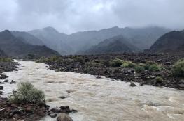 تزايد فرص هطول الأمطار على هذه المناطق