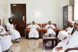 """""""تعليمية الداخلية"""" تناقش الاستعدادات لمهرجان عمان للعلوم 2017"""