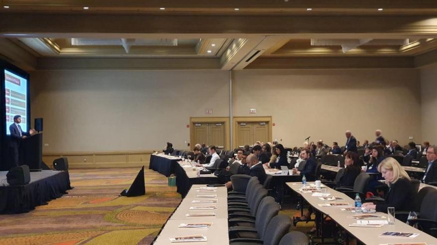 """استعراض تجربة """"الشراكة من أجل التنمية"""" في مؤتمر عالمي بأمريكا"""