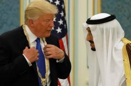 العاهل السعودي يوافق على نشر قوات أمريكية
