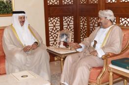 """وزير الداخلية يستقبل أمين عام """"التعاون الخليجي"""""""