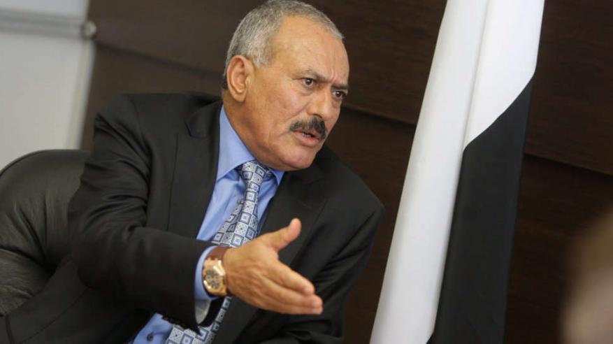 """الرئيس اليمني السابق يدعو لفتح صفحة جديدة مع """"الجيران"""""""