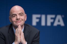 """""""الفيفا"""": عُمان والكويت الخياران العمليان لمشاركة قطر في استضافة """"مونديال 2022"""""""