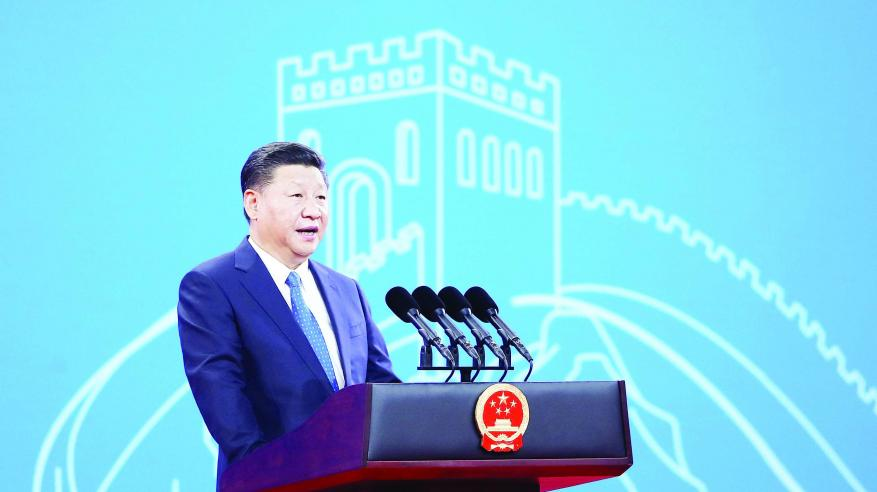 شي جين بينج الزعيم الصيني الأقوى منذ ماو تسي تونج