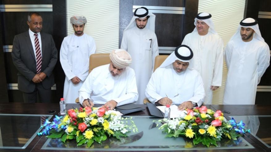 توقيع اتفاقية تعاون بين خليفة الهنائي للمحاماة ومكتب بن سويدان بالإمارات