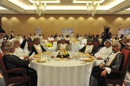مستشار جلالة السلطان لشؤون التخطيط الاقتصادي يكرم المشاركين في المؤتمر الهندسي العربي