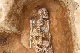"""بالصور.. """"مومياء ضاحكة"""" عمرها 2000 سنة في روسيا"""