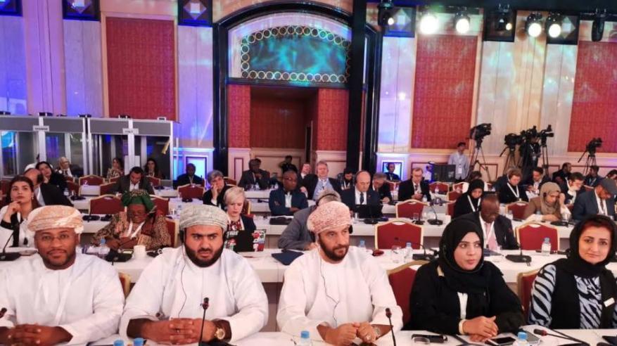المؤتمر الدولي الخاص بمكافحة الإفلات من العقاب وضمان المساءلة في الدوحة_1