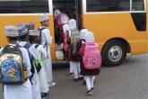 الشرطة تشدد على ضرورة التقيد بالأنظمة والقوانين المرورية لتأمين سلامة الطلاب في الحافلات