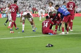 تعرف على عقوبة المنتخب الإماراتي بسبب مباراة قطر