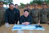 زعيم كوريا الشمالية يشرف على اختبار سلاح جديد مضاد للطائرات