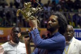 المخرج السنغالي آلين جوميز يفوز بالحصان الذهبي لفسكابو