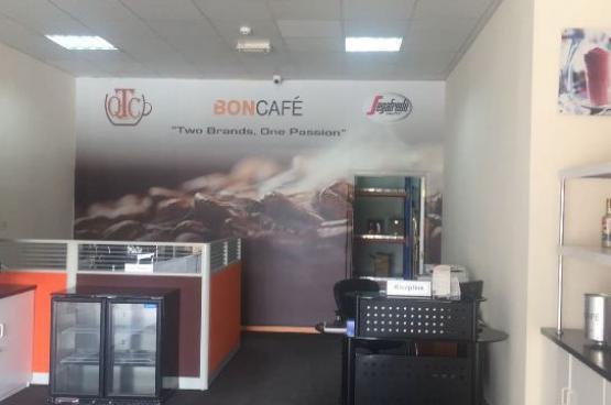 """أحمد الهوتي: """"بون كافيه"""" مشروع رائد يقدم نكهات القهوة المميزة ومكائن إعدادها"""