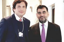 """الإسماعيلي يختتم مشاركته في """"دافوس"""".. ويعقد سلسلة لقاءات مع عدد من الوفود"""