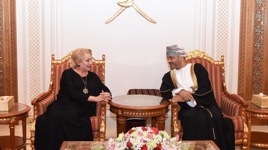 رئيسة وزراء رومانيا تبدأ زيارة رسمية للسلطنة