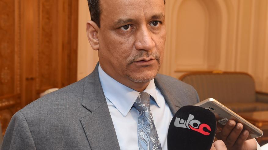 """المبعوث الأممي إلى اليمن يشيد بالدور العماني لإحلال السلام.. و""""وزاري خليجي"""" اليوم في جدة بحضور كيري"""