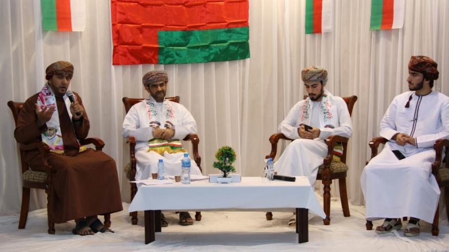 """أمسية شعرية في حب عمان بالشؤون الهندسية في """"صحية مسقط"""""""