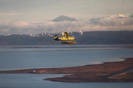 بالفيديو والصور.. أول طائرة كهربائية تحلق في السماء