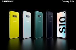 """""""سامسونج"""" تطرح """"Galaxy S10"""" بمواصفات أكثر تطورا"""