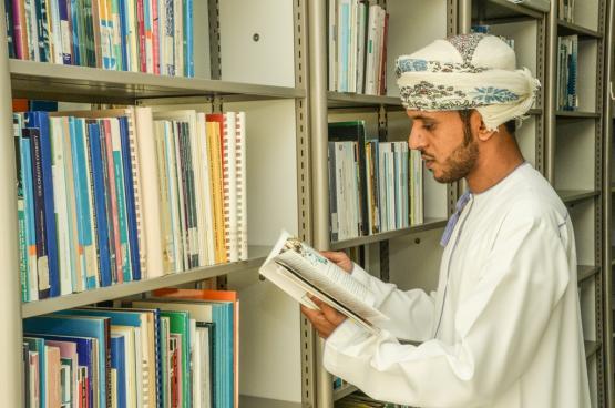 3 آلاف عنوان في مكتبة المركز الوطني للإحصاء والمعلومات