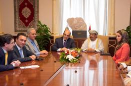 بحث التعاون بين جامعة السلطان قابوس وقبرص