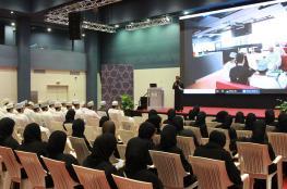 """""""الشرق الأوسط"""" تستقبل الطلاب الجدد ببرنامج تعريفي"""