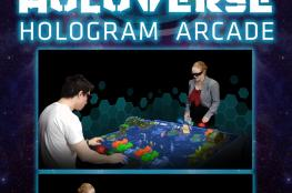 افتتاح تجريبي لأول مركز ألعاب ثلاثية الأبعاد في السلطنة