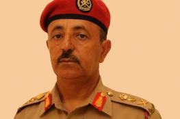 """النبهاني يشارك في الاجتماع التشاوري لرؤساء الأركان بـ""""دول التعاون"""" في الإمارات"""