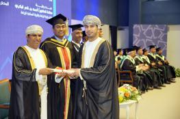 كلية الشرق الأوسط تزف 1307 خريجين وخريجات إلى سوق العمل في مختلف التخصصات