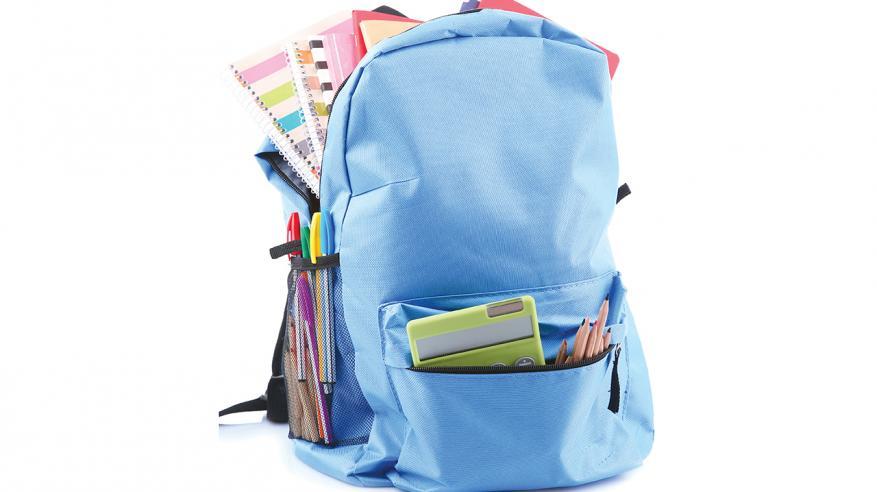 مبادرة في جعلان بني بوعلي للحد من ثقل الحقيبة المدرسية