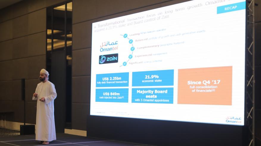 """""""عمانتل"""" تناقش مع المستثمرين الخطط المستقبلية وجهود تطوير الخدمات"""