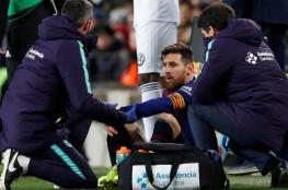 برشلونة: لا قلق على ميسي