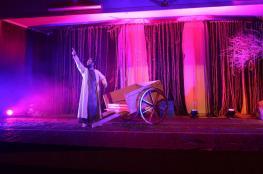 افتتاح المهرجان المسرحي بجامعة صحار