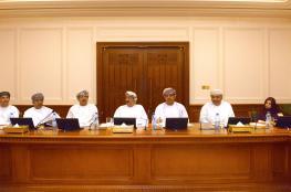 """مناقشة آليات تطوير القطاع المصرفي مع مسؤولي """"المركزي"""" في مجلس الدولة"""