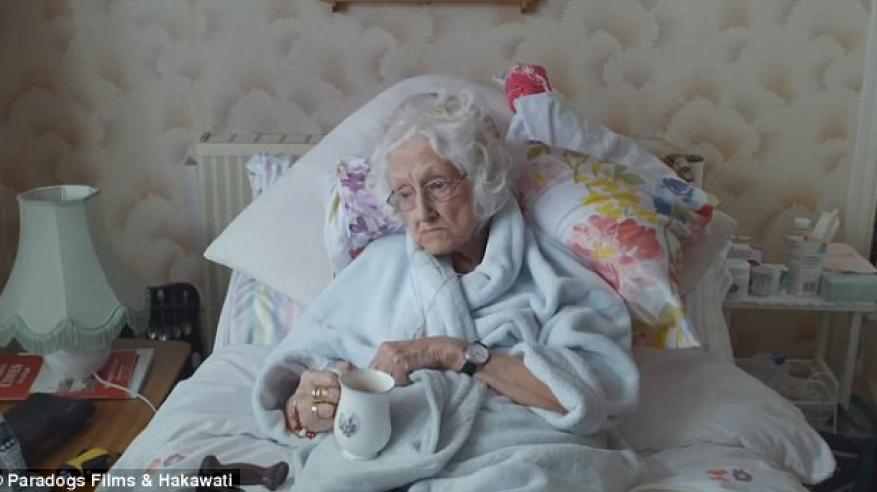شاهد.. أول فيلم وثائقي يصور اللحظات الأخيرة قبل الموت