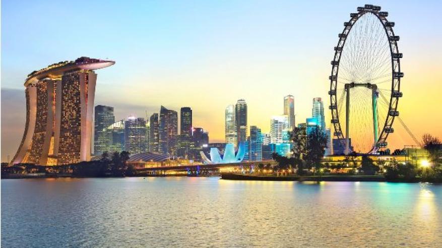 """""""بلومبرج"""": سنغافورة مهددة بالركود مع تصاعد التوتر التجاري"""