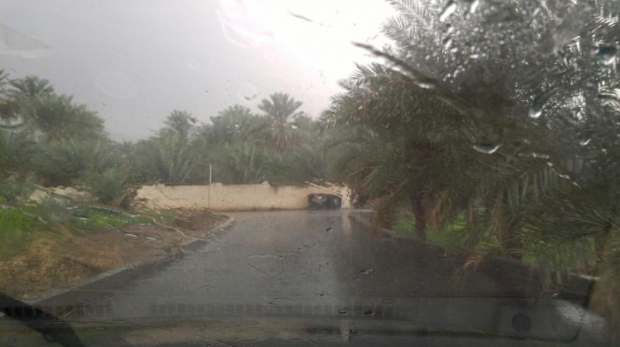 هطول أمطار على بعض المناطق .. واحتمالية تأثر السلطنة بحالة جوية خلال الأيام المقبلة