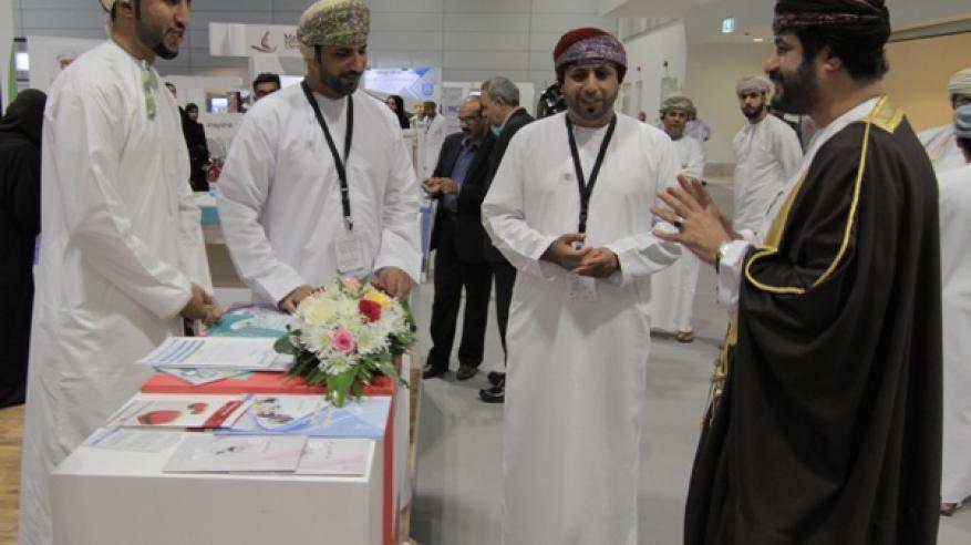 """""""التوجيه المهني"""" يشارك في معرض التعليم العالي """"إيدوتراك عمان 2017"""""""
